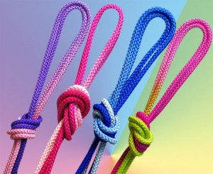 PASTORELLI MULTICOLOURED Ropes: Patrasso model
