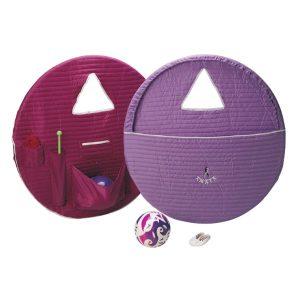 equipment bag pink