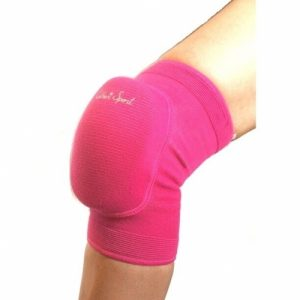 Knee pad Fluo pink