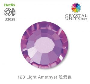 123 Light Amethyst