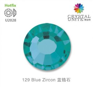 129 Blue Zircon