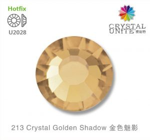 213 Crystal Golden Shadow