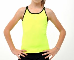 Top fluo yellow